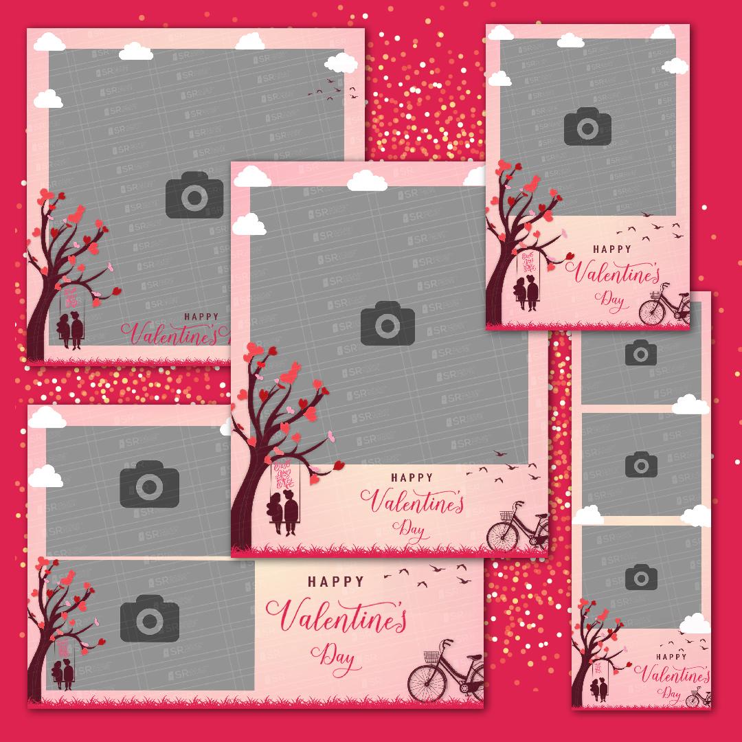 SR Photobooth Valentine day Templates