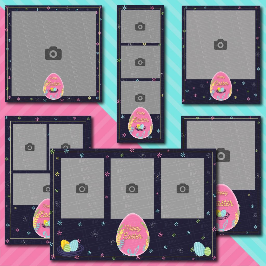 Easter Egg Theme Templates